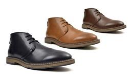 Hawke & Co Truman Men's Chukka Boots: Tan/8
