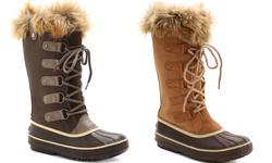 Esprit Edith Boot: Grey- 6