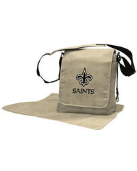 Lil Fan Nfl Backpack with Insulated Pocket - Saints
