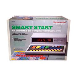 VTech Smart Start Interactive Pre-computer Learning Machine
