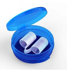Snore Cones Includes 4 Sizes and Travel Case.