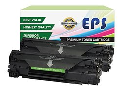 2pk Eps Replacement Canon 137 Toner For Canon Imageclass Mf216n, Imageclass Mf227dw, Imageclass Mf229dw