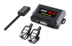Crimestopper Cool Start 1-Way 5-Button Remote Start + Keyless Entry System