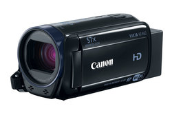 Canon VIXIA HF R62 2.1MP Digital Camcorder - Black (0278C004)
