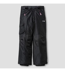 C9 Champion Girl's Snow Pant - Ebony - Size: Small