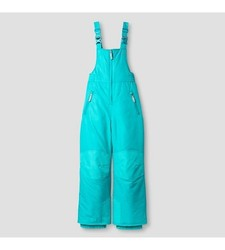 C9 Champion Girls' Snow Overall - Aqua - Size: Small