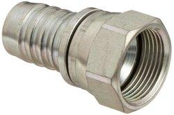 Dixon Plated Steel 37-Deg JIC Hydraulic Suction & Return Line Hose Fitting