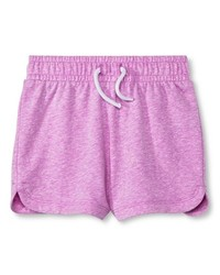 Circo Toddler Girls Knit Short - Purple - Size: 4T