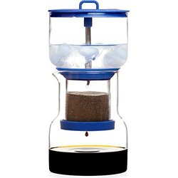Cold Bruer 20 Ounce Drip Coffee Maker - Blue