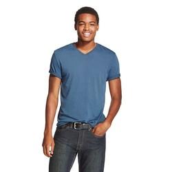 Mossimo Men's Short Sleeve T-Shirt - Fighter Pilot Blue - Size: XXXLT