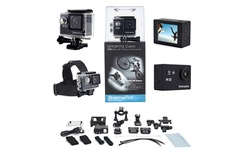 Hd 720p Sports Camera Bundle