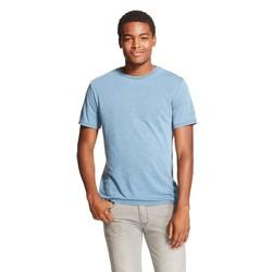 Mossimo Men's Crew Neck T-Shirt - Blue Juice - Size: MT