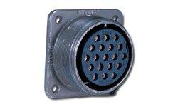 Amphenol Circular Connector Socket - 14S Shell Size & 5 Contacts