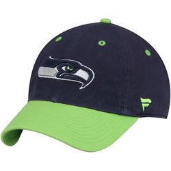 NFL Men's Pro Line Seattle Seahawks Hat - Green/Blue