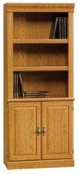 Sauder Orchard Hills Bookshelf Oak