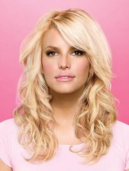 """20"""" Styleable Soft Waves Hair Extensions By Jessica Simpson Hairdo - R10"""