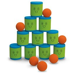 MAC T Amusing Foam Toss - Set of 16 (PE08691)