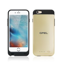 Qi Infinity Qi Wireless Charging Battery Case - Gold