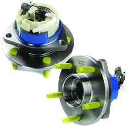 Motorman Front ABS Wheel Hub & Bearing Set - Both Left & Right - Pair of 2