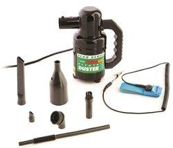 DataVac Electric Duster ESD Safe/Anti-Static Blower - Black - 120V
