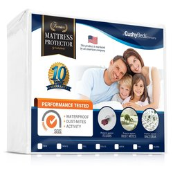 Premium Mattress Protector Cover - Size: California King (CALKING)