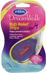 Dr. Scholl's For Her Rub Relief Strips-0.11 oz.