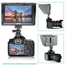 """Neewer Clip-on Portable 7"""" Color TFT LCD Monitor"""