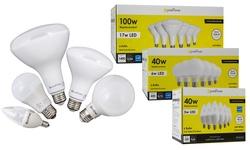 Greentech Purepower Led Dimmable Lightbulbs 6 Pack - Br30 Flood