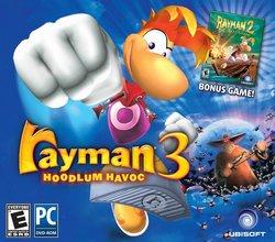 Encore 35700 Rayman 3 With Rayman 2 Bonus - PC