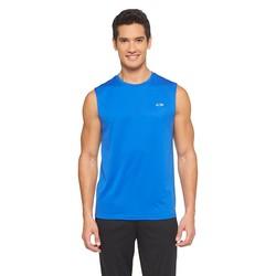 C9 Champion Men's Tech Muscle Tee - Blue XL