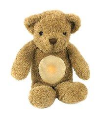 Cloud B Glow Cuddles Toffee Bear