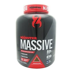 Cytosport Monster Massive Nutritional Drink, Chocolate, 4.6 Pound