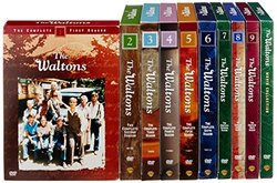 Waltons, The: Seasons 1-9 & The Movie Collection (10 Pack)