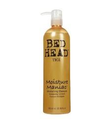 Tigi Bed Head Moisture Maniac Shampoo - Pack of 2 - 13.53 fl. oz. each