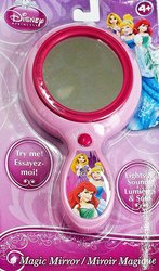 Disney Princess Magic Mirror - Rapunzel - Ariel - Cinderella