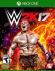 2K WWE 2K17 Video Game for Xbox One 1214369