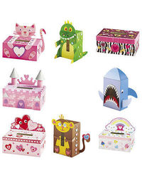 Spiritz Kids' Mailbox Decorating Kit