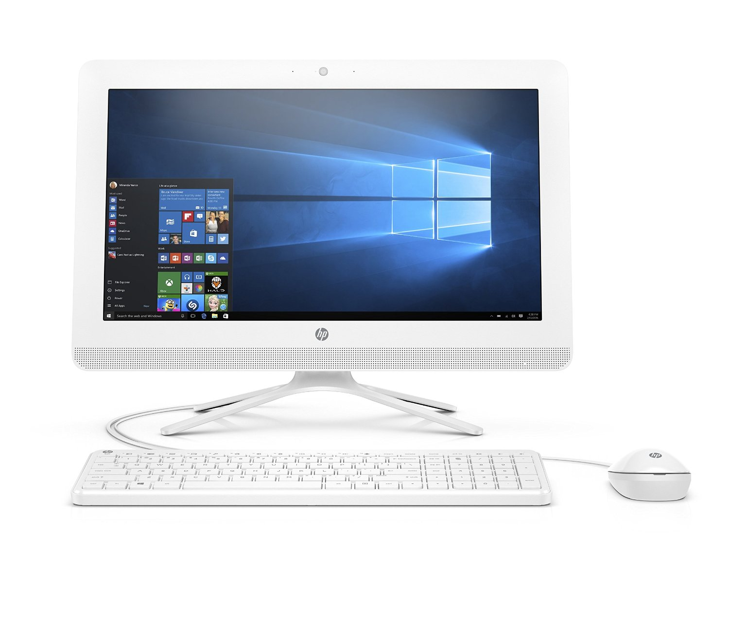 hp envy 19 5 all in one 4gb 1tb windows 10 white v8p48aa aba check back soon blinq. Black Bedroom Furniture Sets. Home Design Ideas