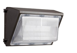 SLG Waterproof 45 Watt LED Wall Pack Fixture - White (WPM45UNV5KD)