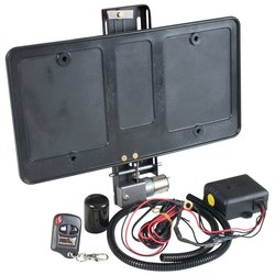 Altec Show N Go Electric Powered License Plate Frame