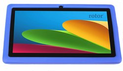 "Rotor 7"" Tablet 4GB Android 4.4.2 - Blue (7031)"