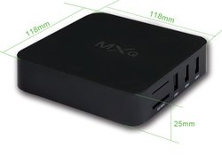 Leelbox MXQ Amlogic S805 Quad Core - 4.4 Android TV Box