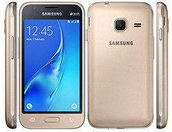 Unlocked Samsung Galaxy J1 Mini Quad-Core Smartphone - Gold (J105B)