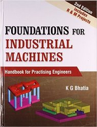 D-CAD Publishers Foundations for Industrial Machines - 2nd Edt Hardcover