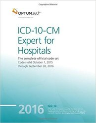 Ingenix ICD-10-CM Expert for Physicians - 2016 Edition - Spiral Bound