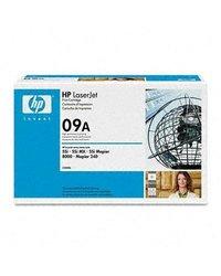 HP 09A 15000 Yield Black Toner Cartridge