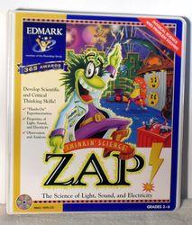 Edmark Thinkin Science ZAP Grades 3-6