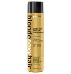 Sexy Hair Blonde Sulfate Free Bombshell Shampoo - 10.1 Oz