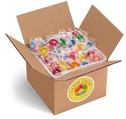Candy Creek Fruit Delicious Lollipops - 5 Lb