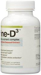 Marine D3 Superior Anti Aging Supplement with Seanol-P